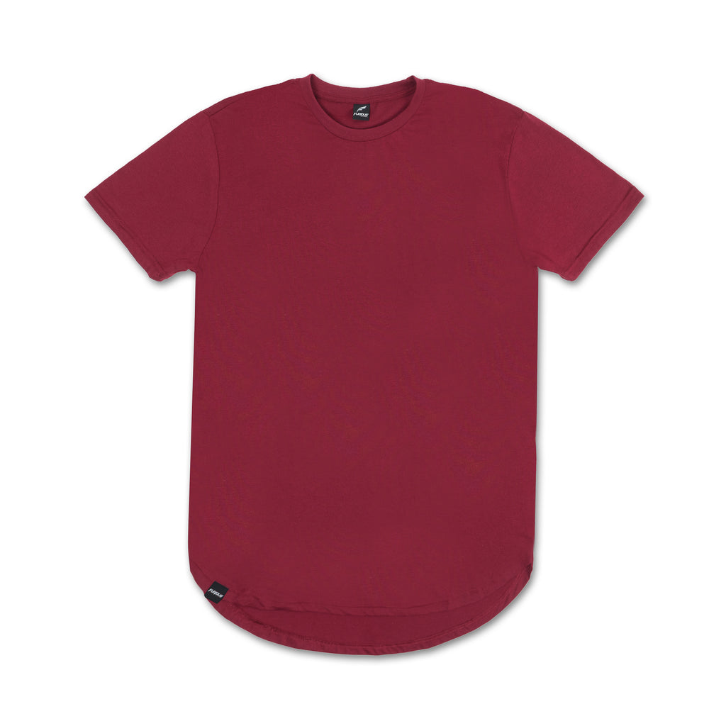 Signature Scoop - Burgundy - Furious Apparel