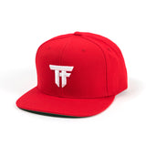 TF Snapback - Red - Furious Apparel