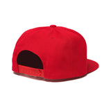 TF Logo Snapback - Red