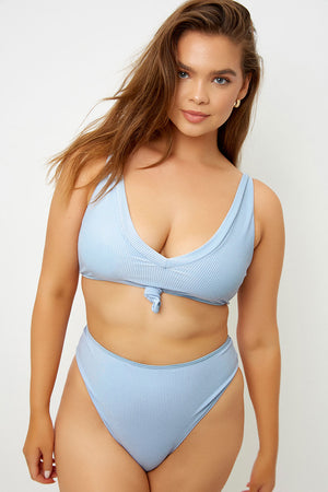 Frankies Bikinis Austin Cloud Bralette Top