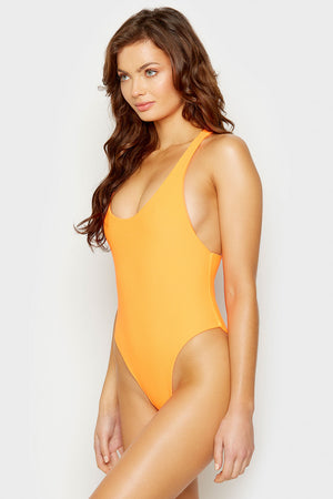 Beau One Piece - Tangerine