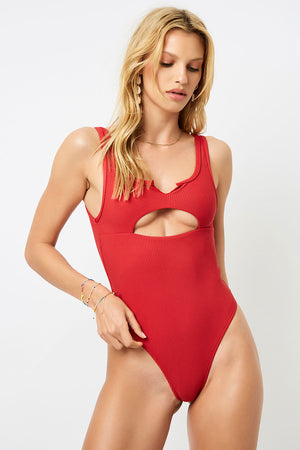 Cody One Piece - Cherry