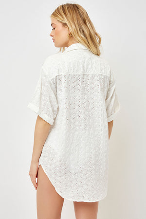 Fifi Top - White