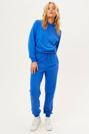 Frank Pacific Blue Oversized Sweatpant