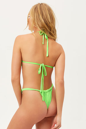 gabe green glow cheeky knot bottom