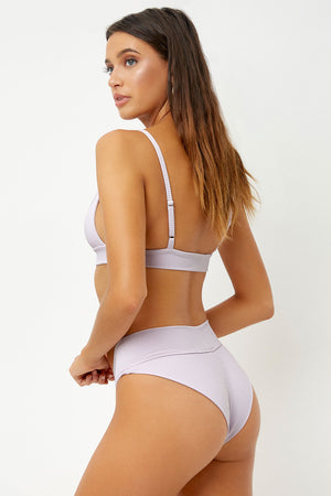 Frankies Bikinis Gavin Orchid Cheeky Bottom