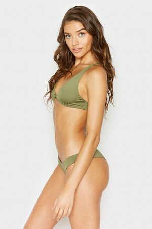 Marina Bottom - Olive
