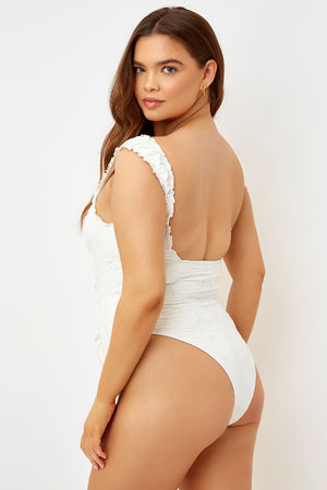 Penelope One Piece - White - Extended