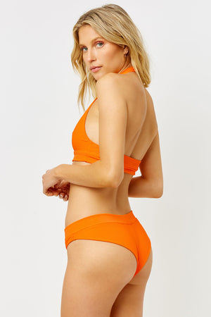 Stevie Marmalade Ribbed Cheeky Seam Bottom