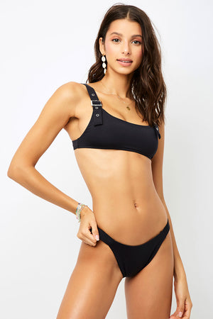 frankies bikinis swimwear stormy top black resort20