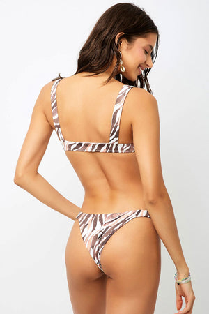 frankies bikinis swimwear stormy bottom tiger print resort20