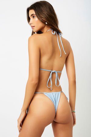 Frankies Bikinis Tia Cloud Skimpy String Bottom