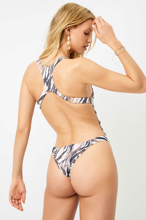 frankies bikinis swimwear venom one piece tiger resort20