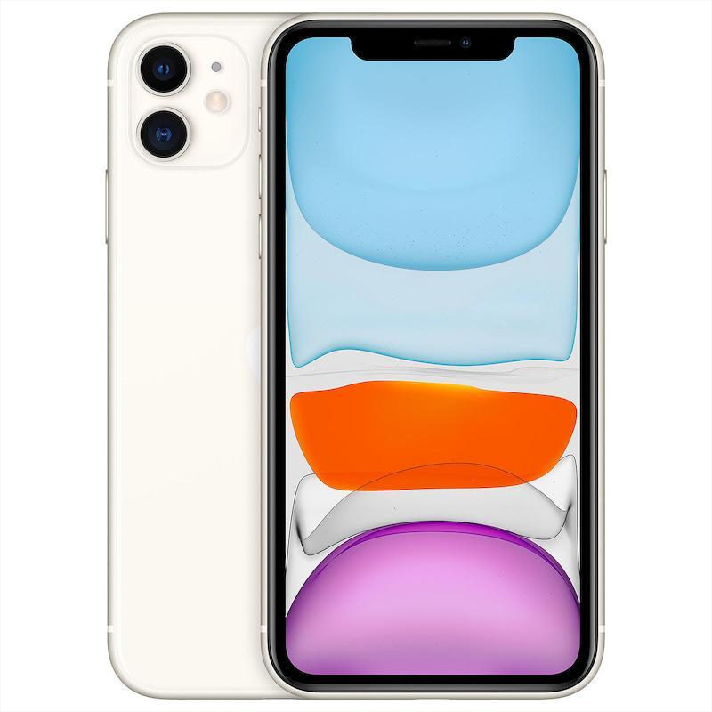 Apple iPhone 11 128 Go Blanc