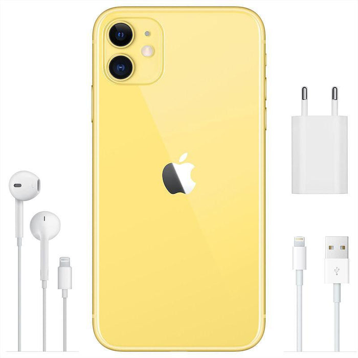 Apple iPhone 11 64 Go Jaune