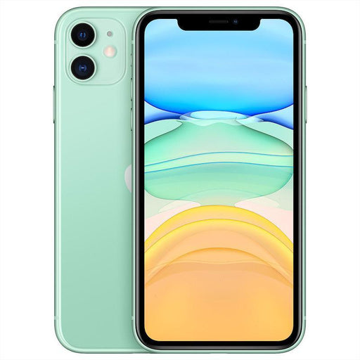 Apple iPhone 11 64 Go Vert