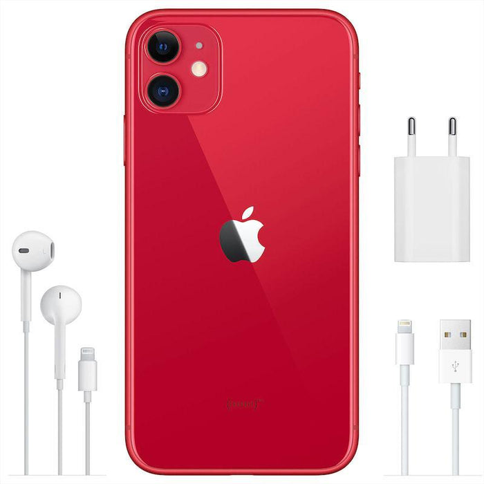 Apple iPhone 11 64 Go Rouge