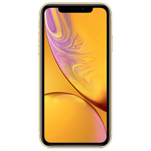 Apple iPhone XR 64 Go Jaune Smartagogo
