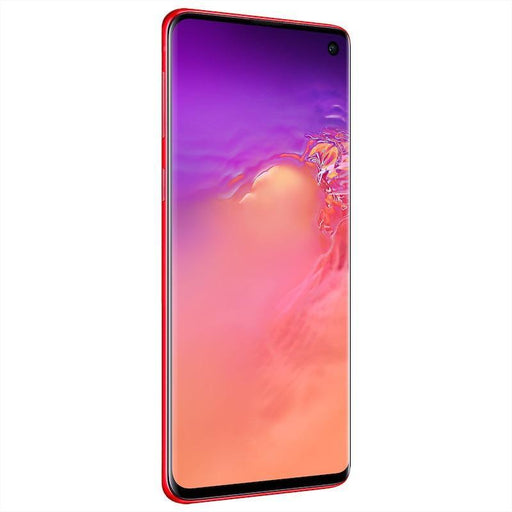 Samsung Galaxy S10 Plus Double Sim 128 Go Rouge