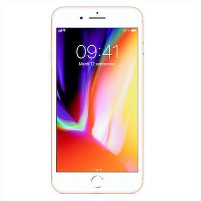 Apple iPhone 8 Plus 64 Go Or Smartagogo