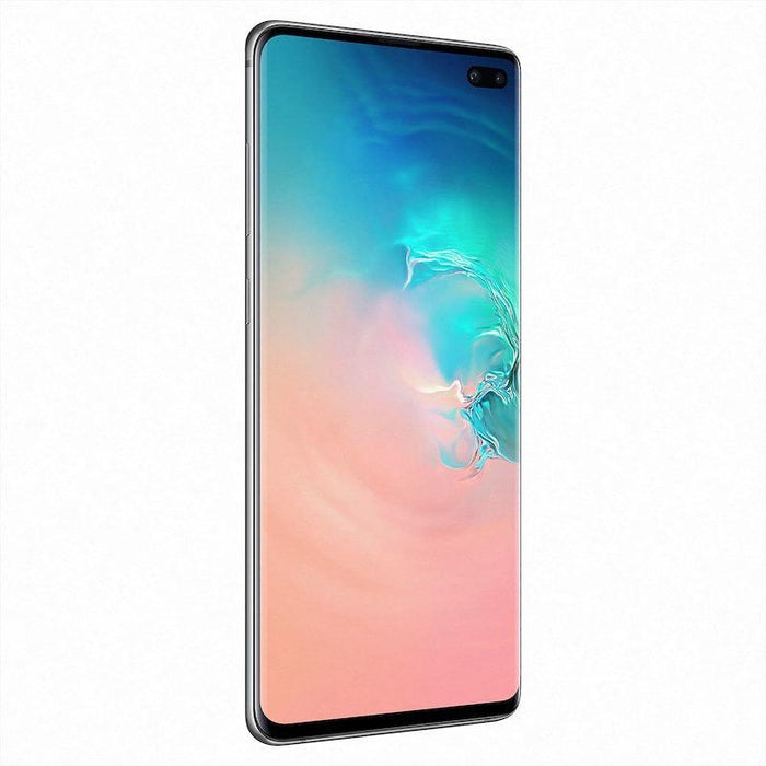 Samsung Galaxy S10 Plus Double Sim 128 Go Blanc