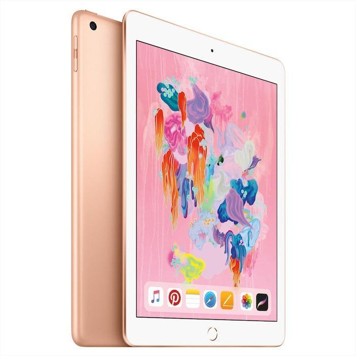 Apple iPad 6 (2018) Wifi + Cellular 32 Go Or