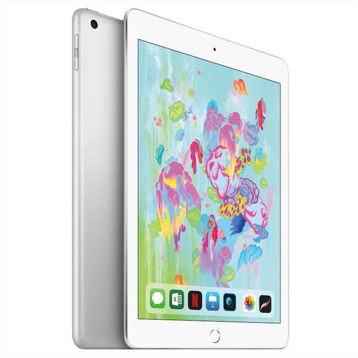 Apple iPad 6 (2018) Wifi + Cellular 128 Go Argent