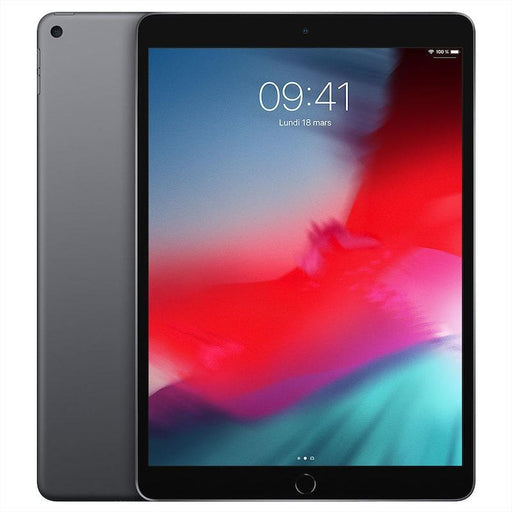 Apple iPad Air 3 (2019) Wifi + Cellular 256 Go Gris Sidéral