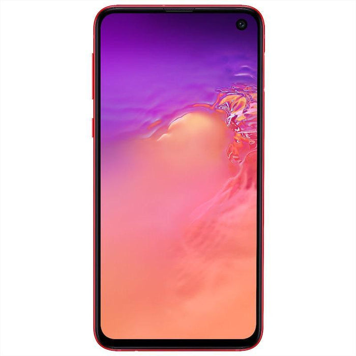 Samsung Galaxy S10e Double Sim 128 Go Rouge