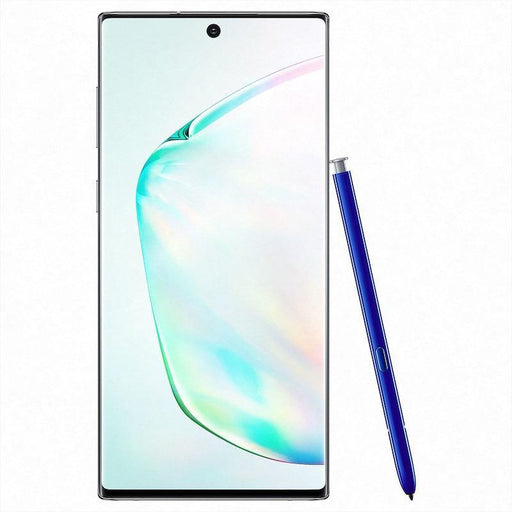 Samsung Galaxy Note 10 Double Sim 256 Go Argent