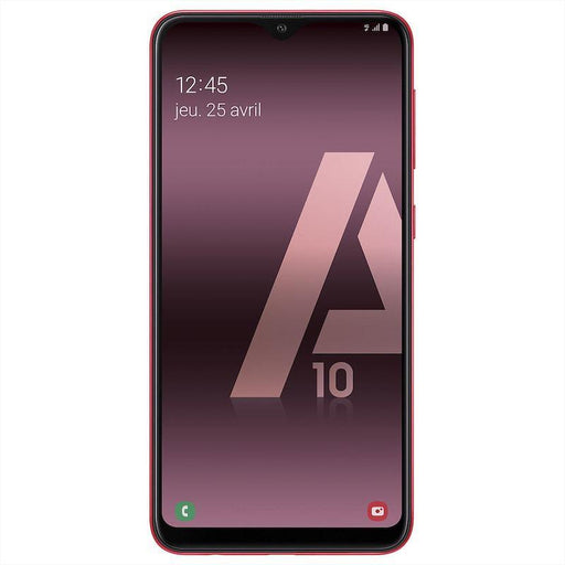 Samsung Galaxy A10 Double Sim Rouge