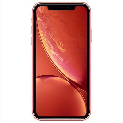 Apple iPhone XR 128 Go Corail Smartagogo