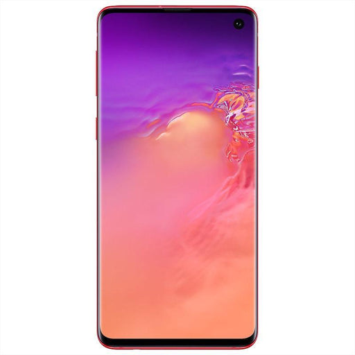 Samsung Galaxy S10 Double Sim 512 Go Rouge