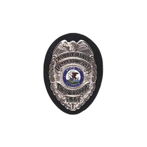 Gould & Goodrich Clip-On Shield Badge Holder