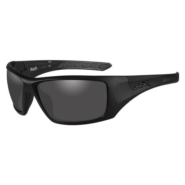 Matte Black (frame) - Polorized Gray (lens)