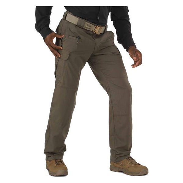 Men's 5.11 Stryke Pants (Tundra, Burnt)