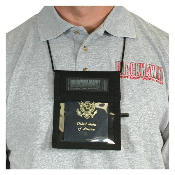 Blackhawk Neck ID / Badge Holder