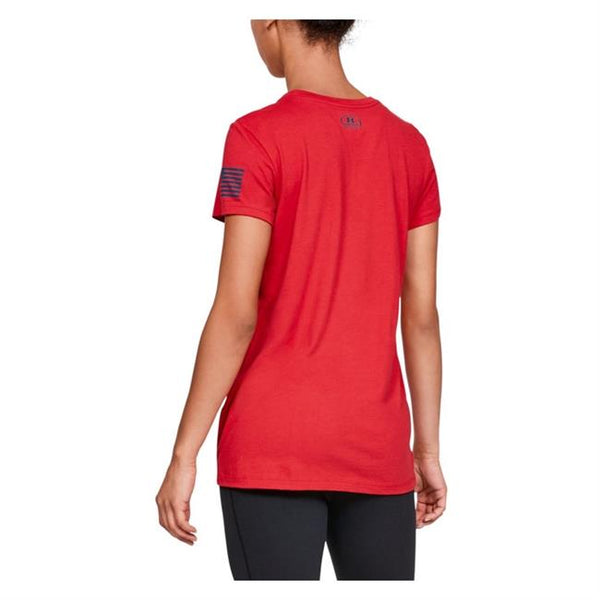 Under Armour Freedom Logo Cotton T-Shirt