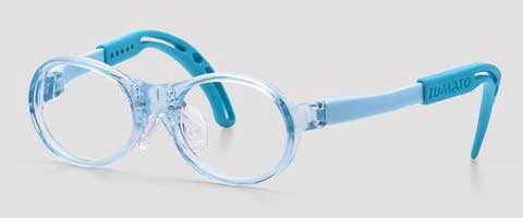 Tomato Glasses  - Baby Frame - Blue - TBAC1