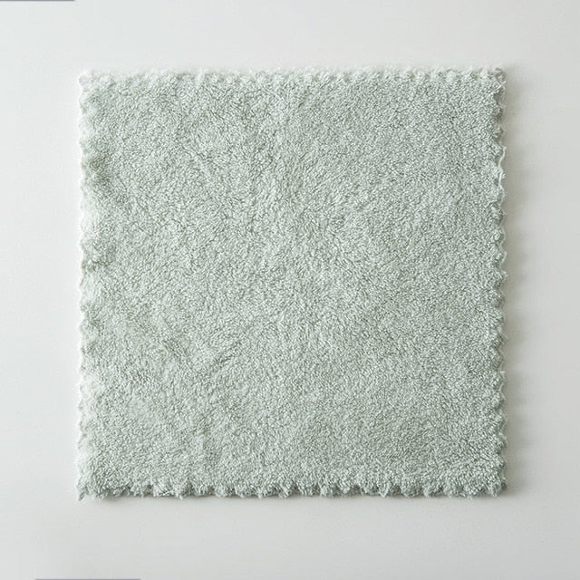 small microfiber towel