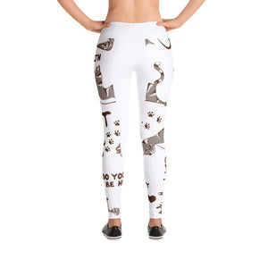 Yoga Cat Leggings