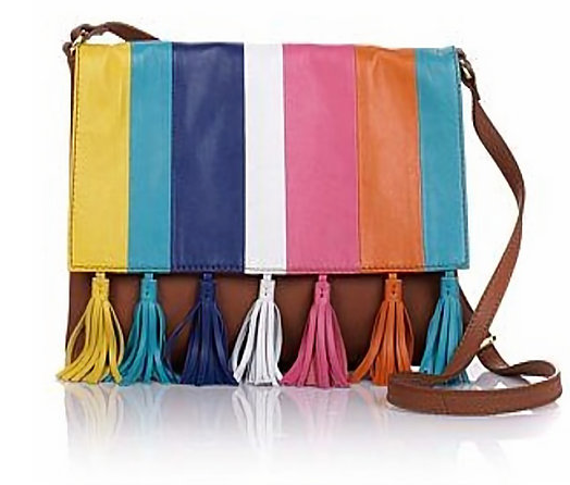Canby Street Leather Crossbody