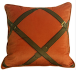 Hermes style Cushion Pillow
