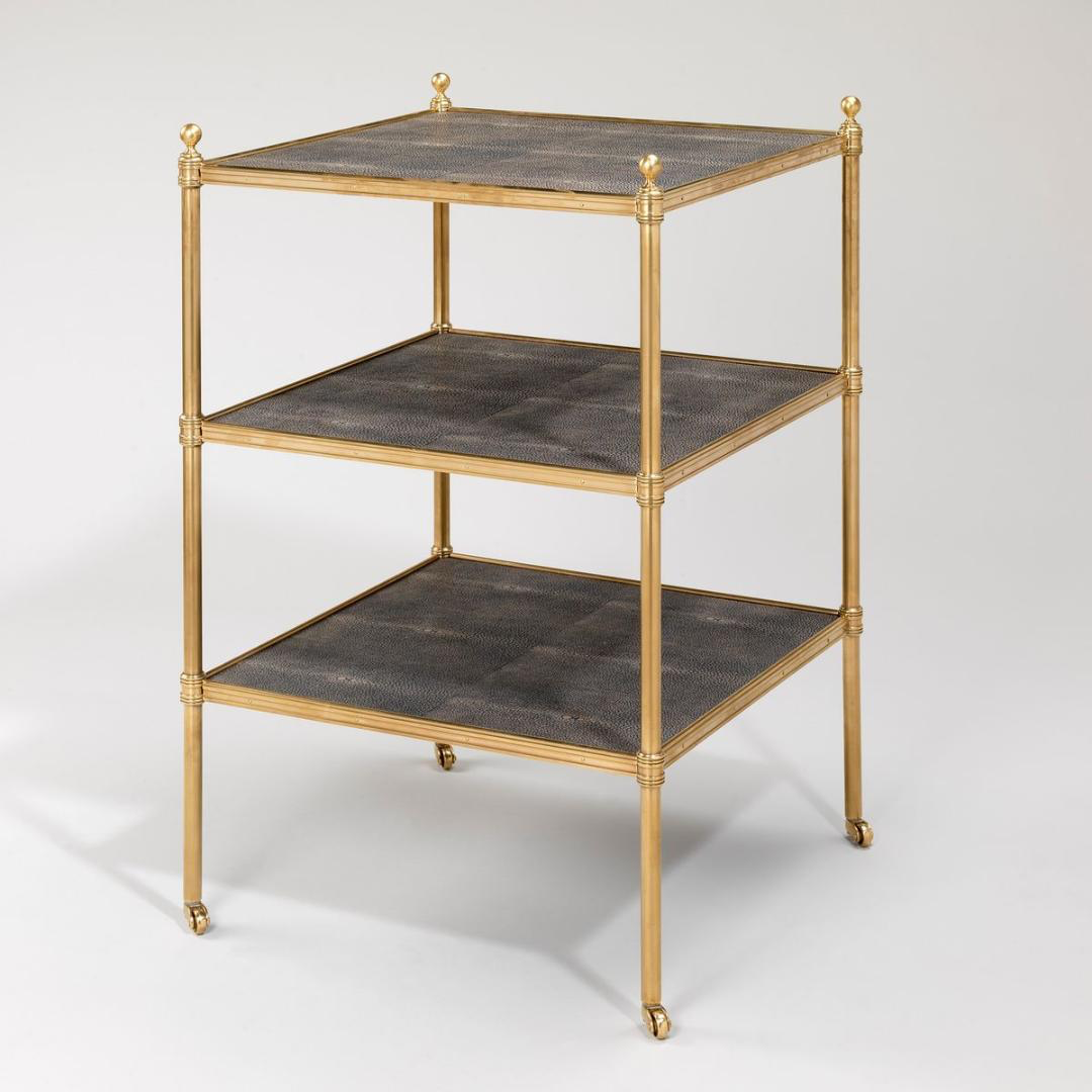 The Camden Square Etagere
