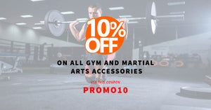 10% Off On Black Friday on Martial Arts Equiments & Karate Uniform