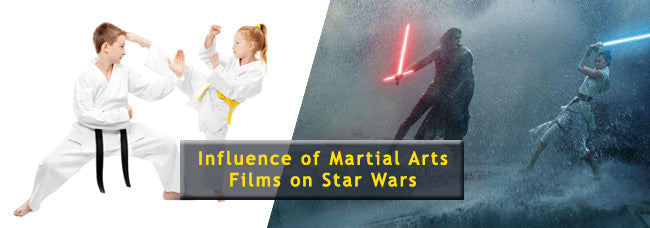 The Influence of Martial Arts Films on Star Wars