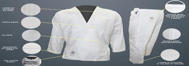Trendy Martial Arts Outfits perfect for all seasons