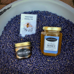Lavender Bee Love Gift Set