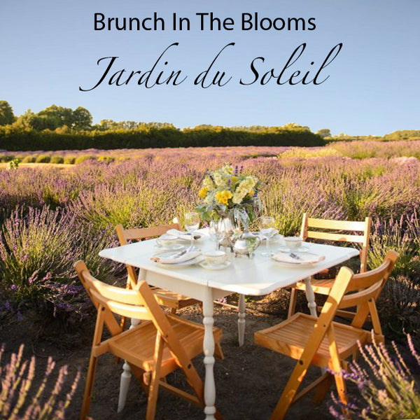 Brunch in the Blooms