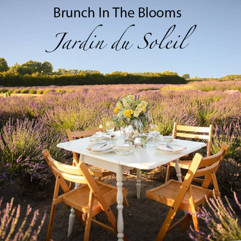 Brunch in the Blooms *additional dates added*